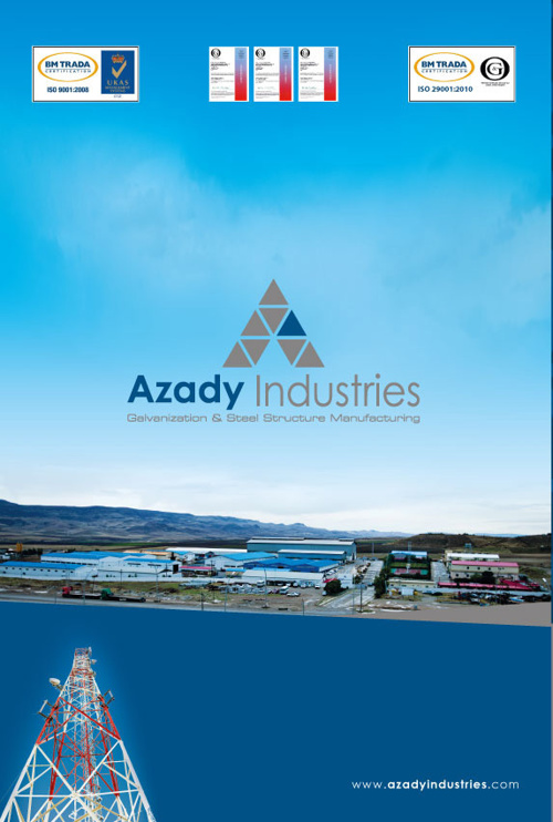 AZADY INDUSTRIES PROFILE