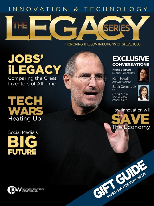 Innovation & Technology Today: The Legacy Series
