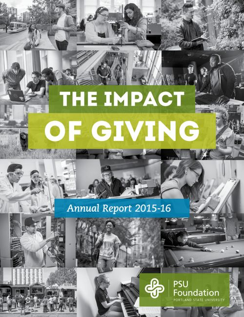 Impact of Giving 2015-16