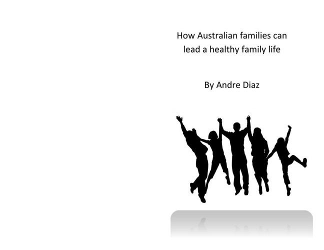 Andre Diaz's ebook
