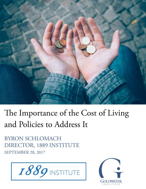 The Importance of the Cost of Living