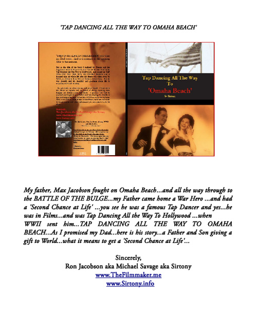 REVIEWS FOR TAP DANCING ALL THE WAY TO OMAHA BEACH by Sirtony