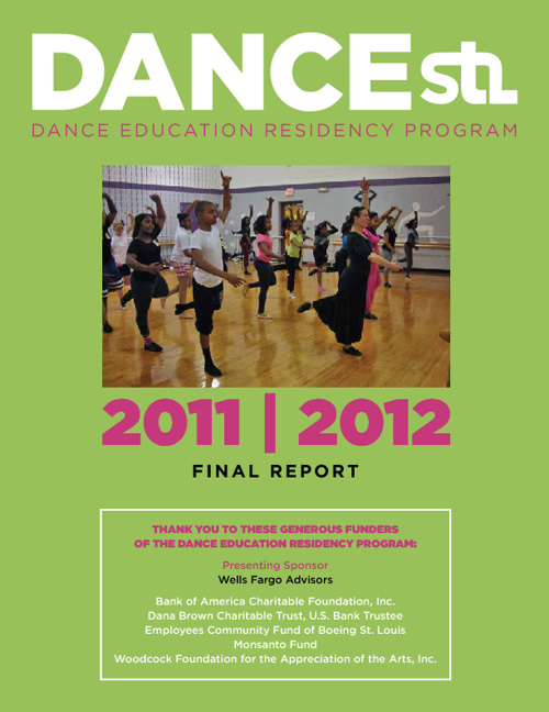 Dance St. Louis 11/12 Education Annual Report