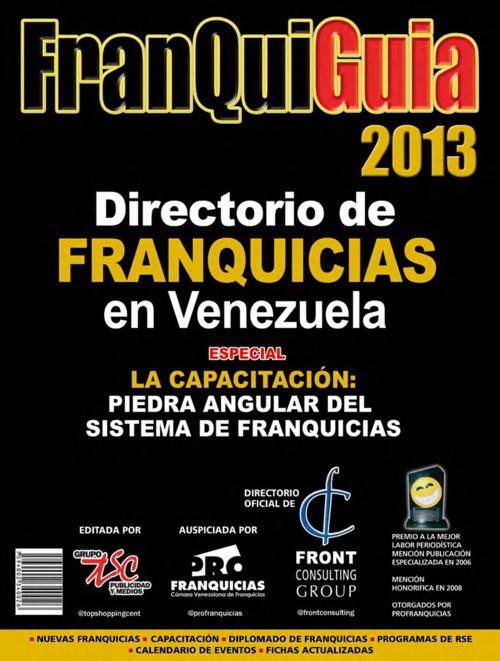 FRANQUIGUIA 2013