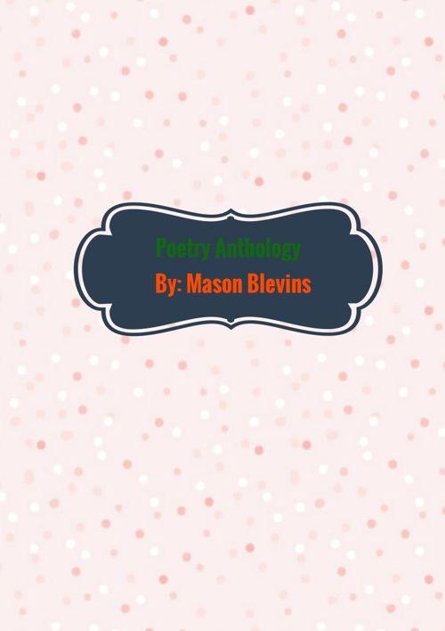 English 11 Poetry Anthology