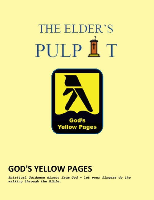 God's Yellow Pages