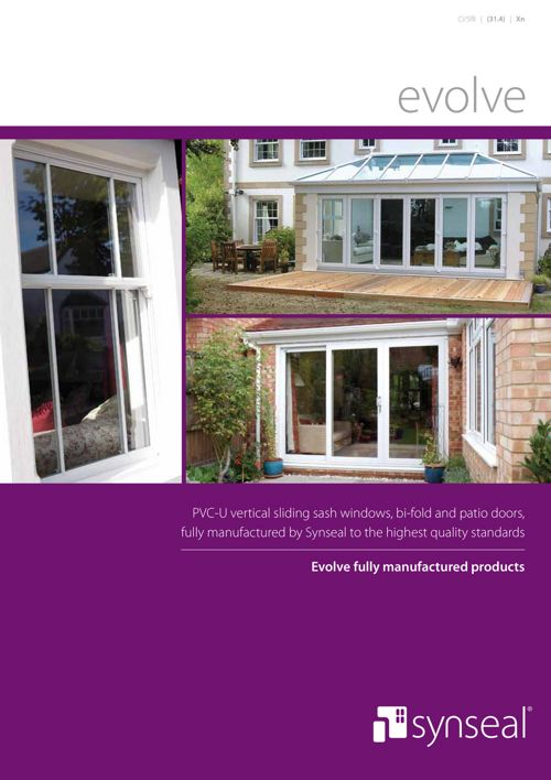 Evolve PVCu windows & doors brochure(1)