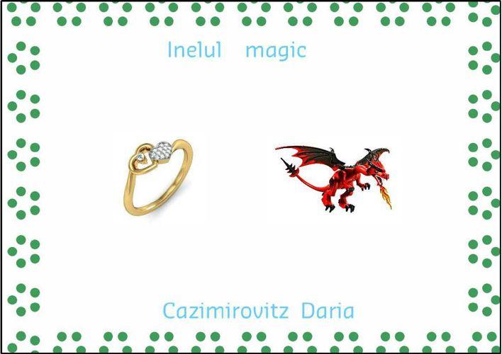Inelul magic - Daria