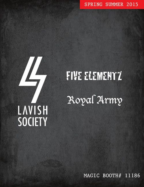 Lavish Society NYC Summer Catalog