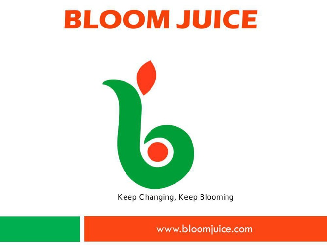 Bloom Juice