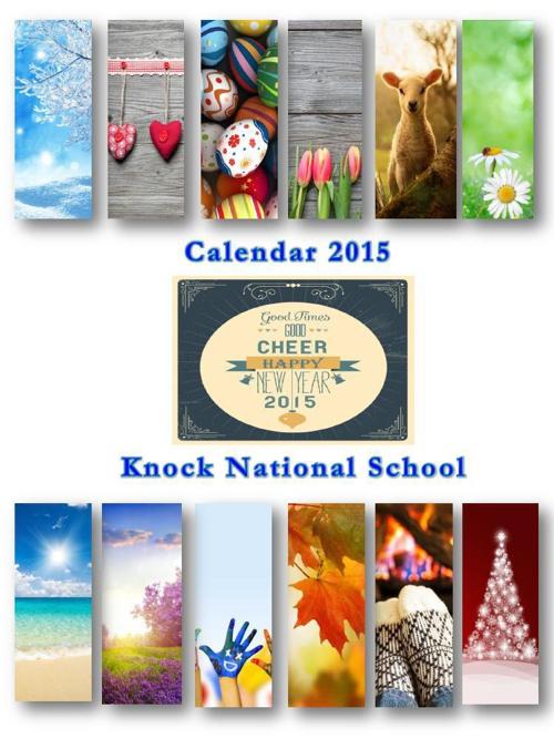 Calendar 2015 - Sample