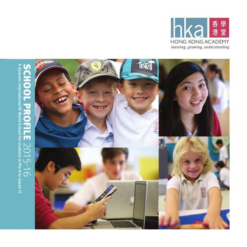 HKA School Profile 2015-16