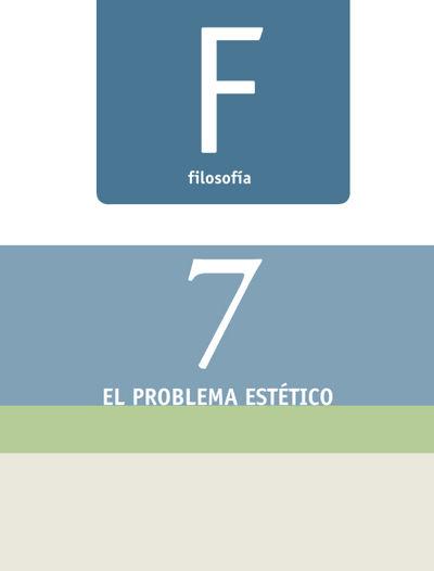 FILO_SUP_U7_El problema estético