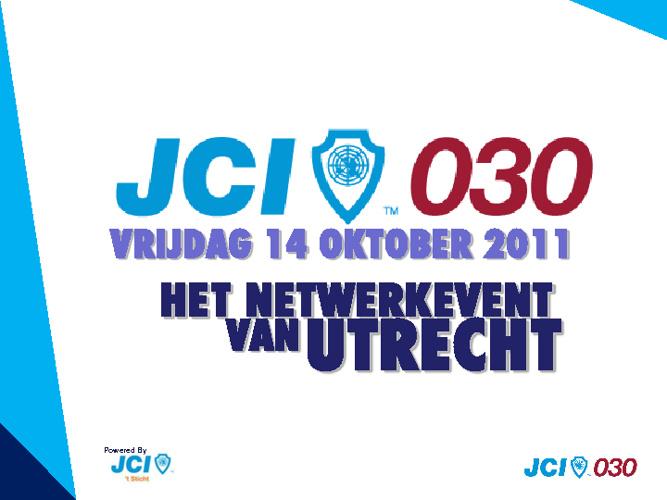 JCI030 14 oktober 2011
