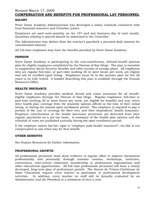NDA Faculty Handbook