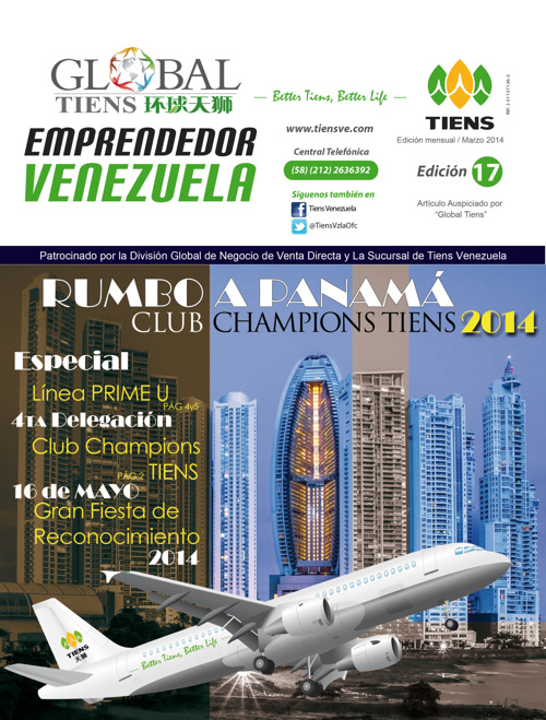 Global Tiens Abril 2014