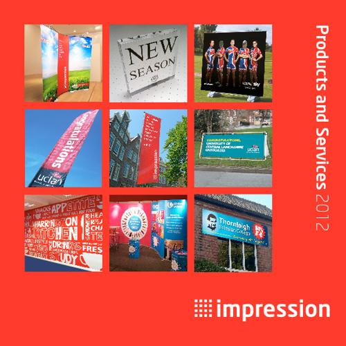 Impression Brochure 2012