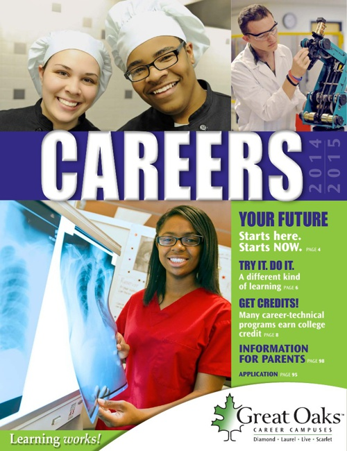 Great Oaks Career Campuses 2014-2015 high school catalog