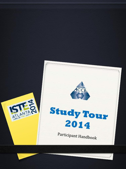 STACCE14 Tour Handbook