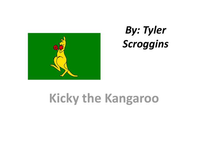Kicky the Kangaroo