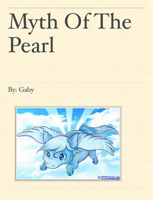Myth Of The Pearl
