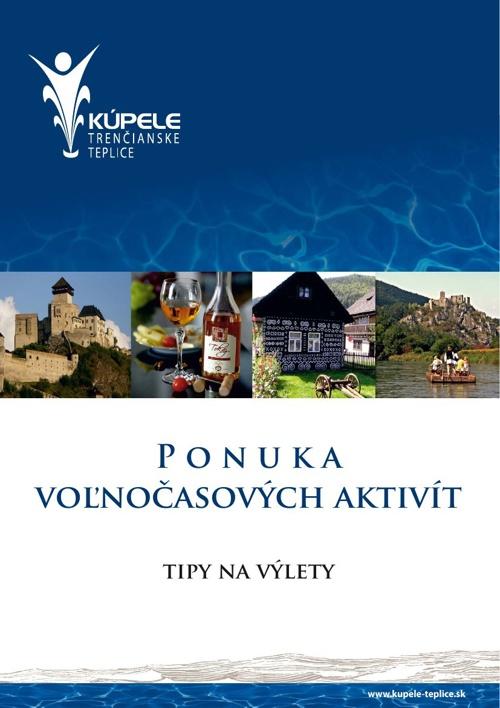 SK Ponuka vyletov A4 2013