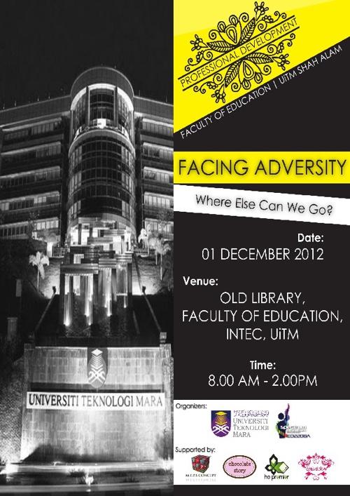 Facing Adversity 2