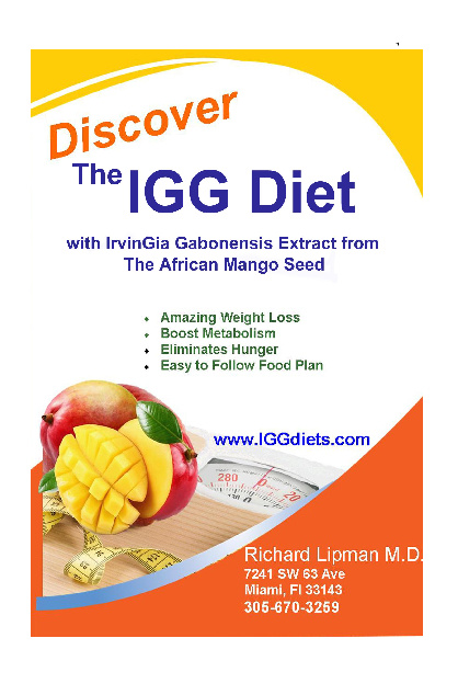 Discover The IGG Diet