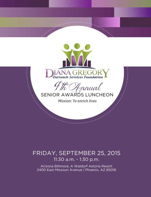 4th Annual Senior Awards Luncheon