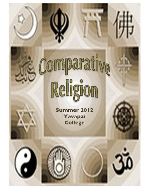 Comparative Religion YC Summer 2012