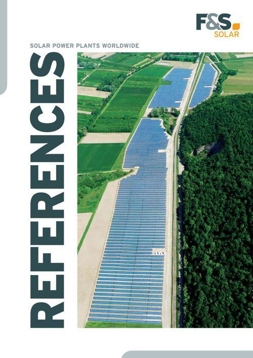 F&S solar concept- Referenzen - 08.2015