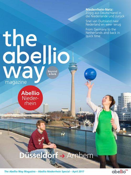 Abellio Way Magazine - Niederrhein special