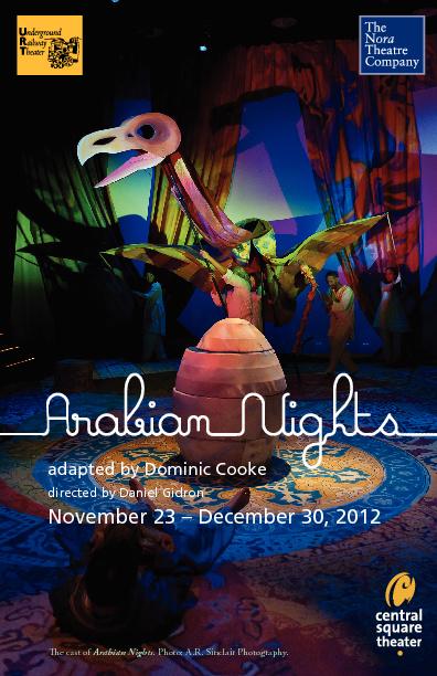 ARABIAN NIGHTS 11/23-12/30/12