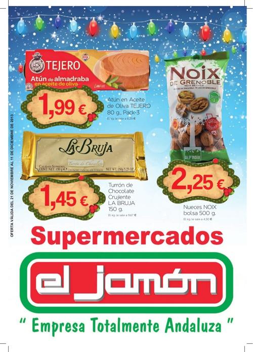 Catálogo de ofertas 21 de noviembre al 11 de diciembre de 2013