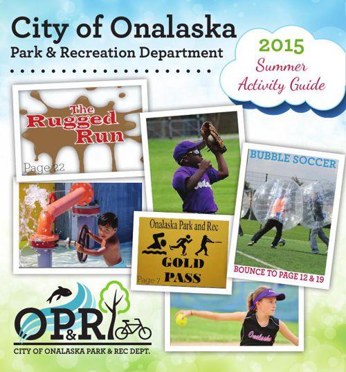 2015 Onalaska Summer Activity Guide