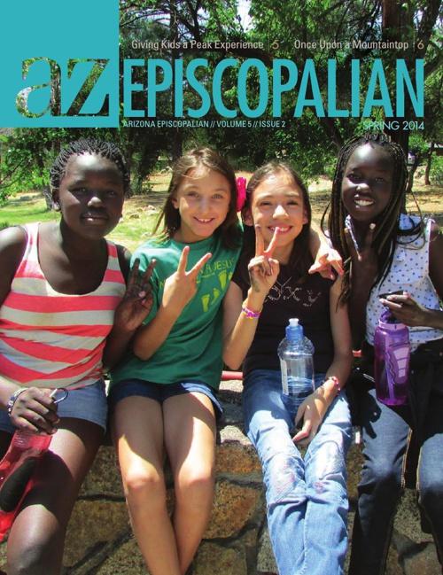 AZ Episcopalian: Spring 2014