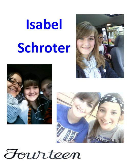 All About Isabel Schroter