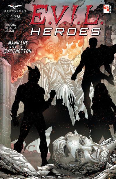 E.V.I.L. Heroes #1