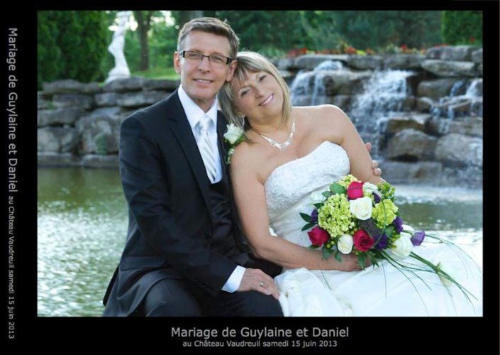 Livre photos Daniel et Guylaine