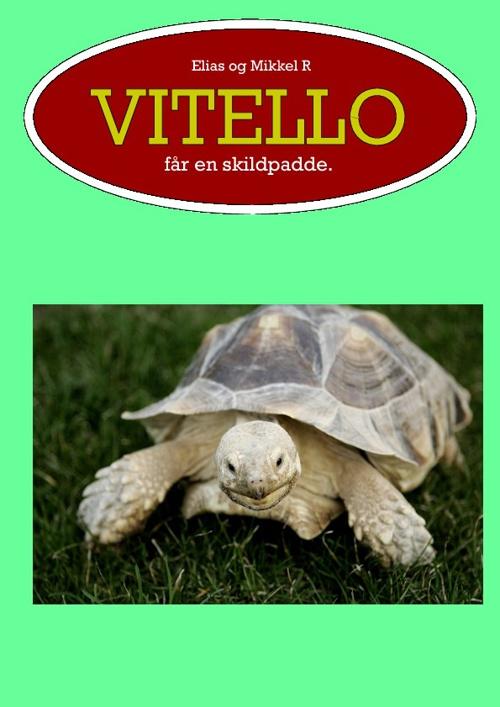 Vitello får en skildpadde