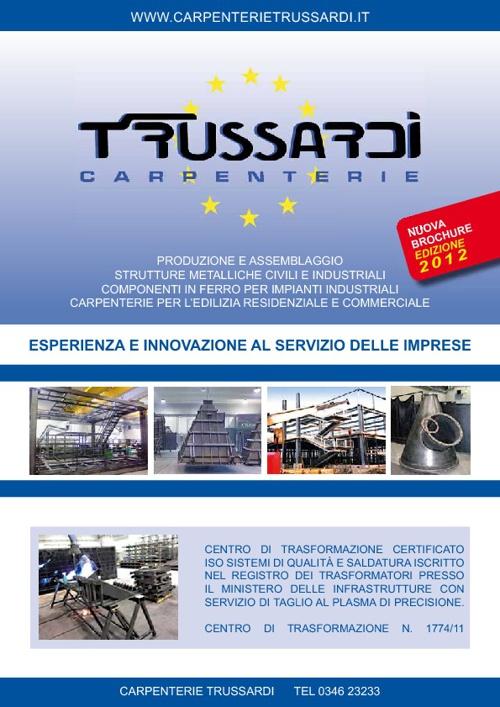 carpenterie Trussardi 2012