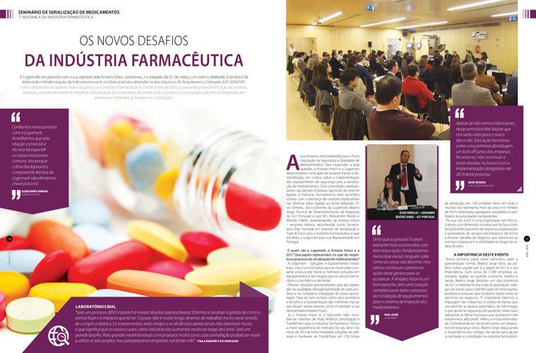 SEMINÁRIO DE SERIALIZAÇÃO DE MEDICAMENTOS