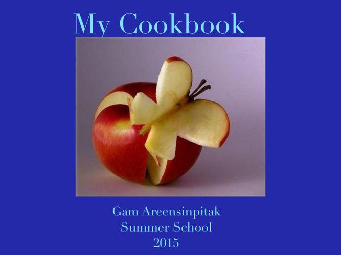 Gam's Cookbook
