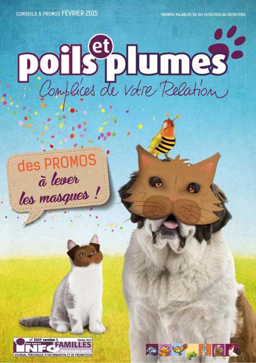 Poils & Plumes - Février 2015