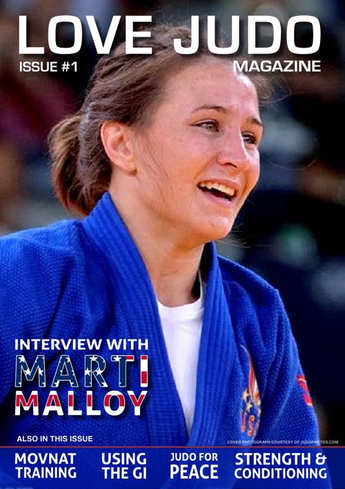 Love Judo Magazine Issue 1