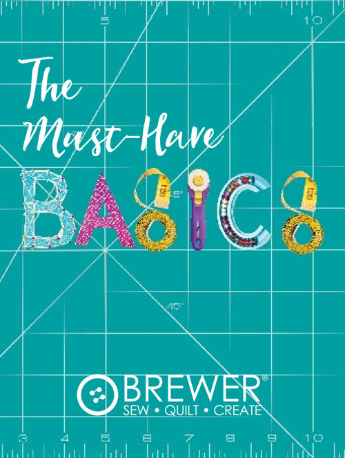 The Must Have Basics Catalog 2016