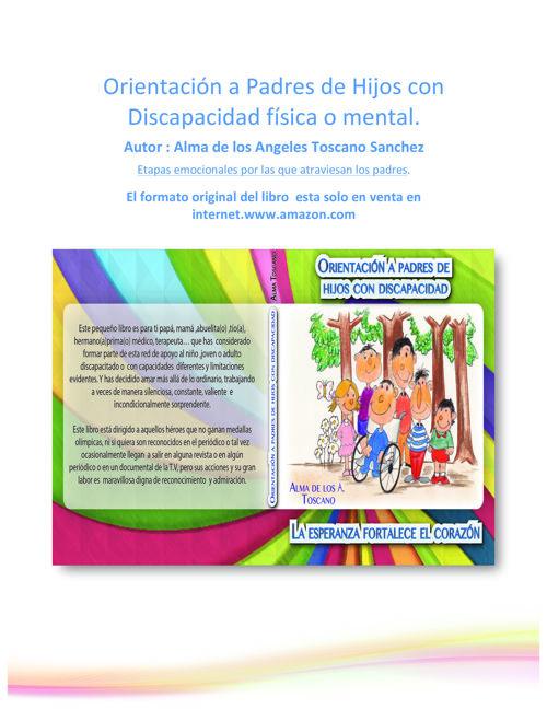 Revista.Orientación a  Padres de Hijos con Discapacidad