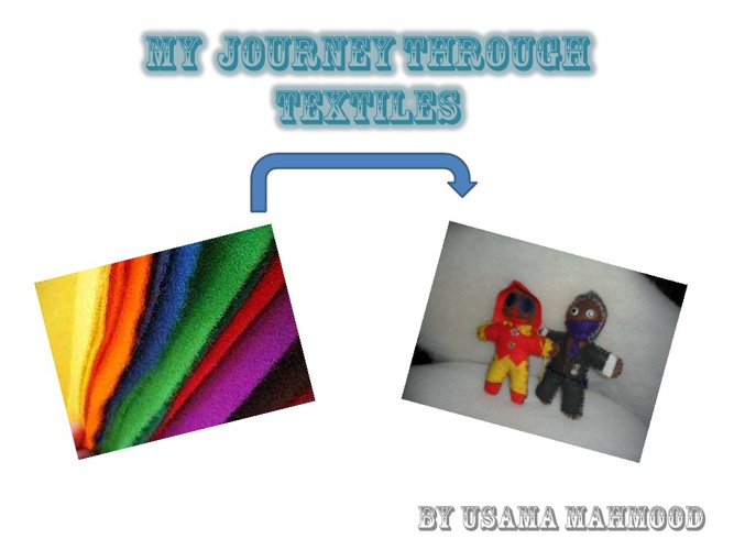 Journey Through Textiles