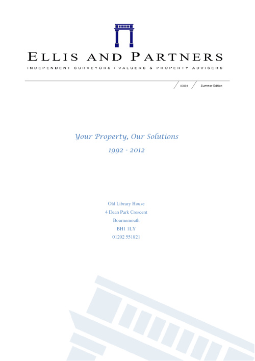 Ellis & Partners Brochure