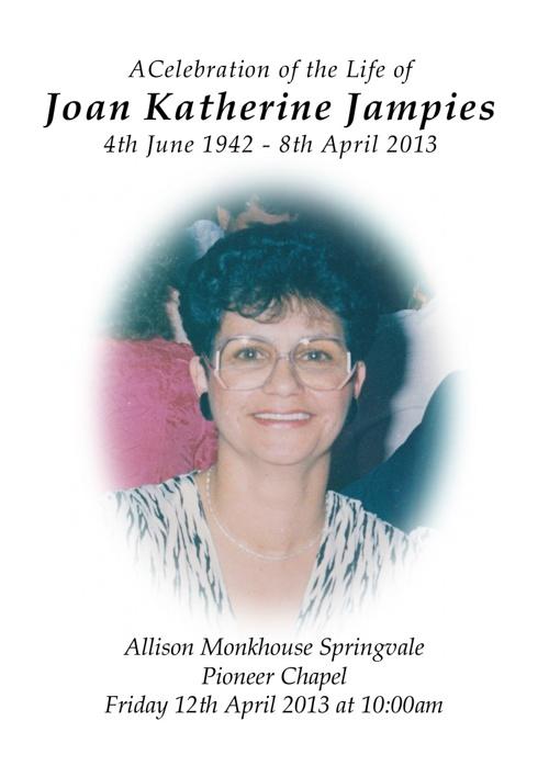 Joan Jampies